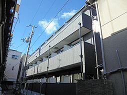 シエテ矢田[201号室]の外観