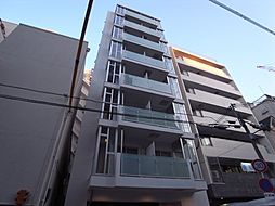 ブエナビスタ天満橋[4階]の外観