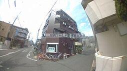 秀雅ハイツ[4階]の外観