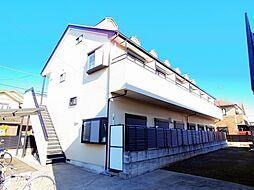 クレセントハイツTOKYUII  B棟[1階]の外観