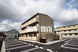 グランド ソレイユ B棟[3階]の外観