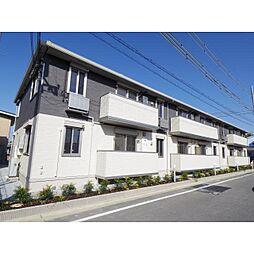 JR片町線(学研都市線) 木津駅 徒歩23分の賃貸アパート