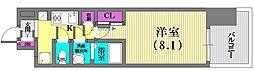 W−STYLE神戸II[3階]の間取り