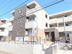 AXIS北松戸[1階]の外観