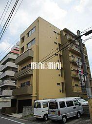 つるべマンション[5階]の外観