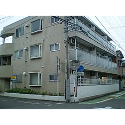 埼玉県川越市小仙波町3丁目の賃貸マンションの外観