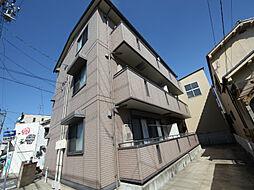 タウンコート名西通[2階]の外観