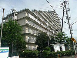 明石土山駅前スカイハイツA棟[3階]の外観