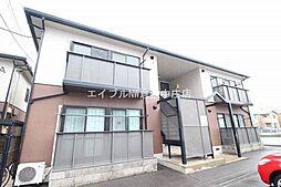 岡山県倉敷市田ノ上丁目なしの賃貸アパートの外観