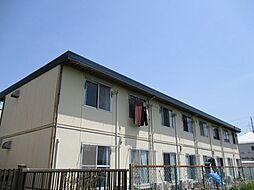 千代コーポ[2階]の外観