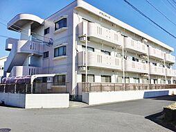 千葉県茂原市東部台2丁目の賃貸マンションの外観
