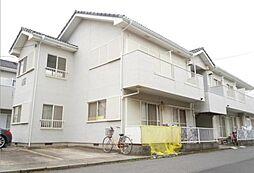 サンハイツ松風[2階]の外観