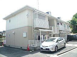 大阪府高槻市殿町の賃貸アパートの外観