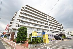 竹の塚ロジュマン[8階]の外観
