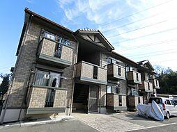レシェンテ茨木 G棟[2階]の外観