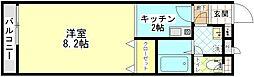 神奈川県横須賀市追浜東町2丁目の賃貸マンションの間取り