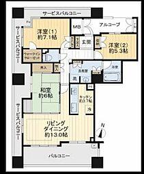 肥後橋駅 7,200万円