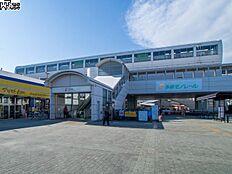 多摩モノレール「上北台」駅
