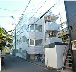 東京都世田谷区北烏山7丁目の賃貸マンションの外観