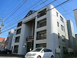 メゾンドジャパン[3階]の外観