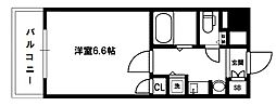 プロシード新大阪CityLife[8階]の間取り