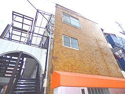 黄金マンション[2階]の外観