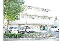 愛知県岡崎市柱4丁目の賃貸マンションの外観