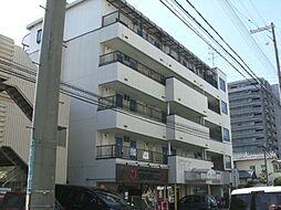 ドミールタチバナ土生2[4階]の外観
