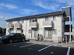 リビングタウン江戸屋敷C[212号室号室]の外観
