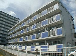 松岡マンション[4階]の外観