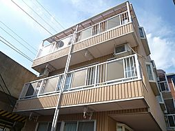 千葉県柏市泉町の賃貸マンションの外観