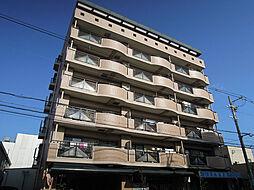 大阪府八尾市春日町1丁目の賃貸マンションの外観