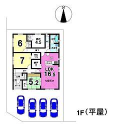 羽島郡岐南町薬師寺1-2 2号棟 新築戸建