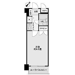 ライオンズマンション相模台第5[4階]の間取り