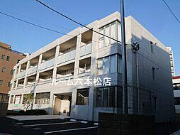 ヒルフォート六本松[1階]の外観