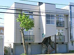コーポNH[2階]の外観