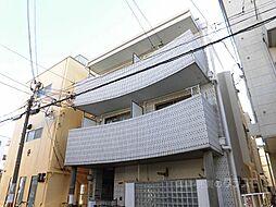 大美コーポ[2階]の外観