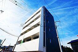 神奈川県横須賀市追浜町3丁目の賃貸マンションの外観