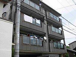 大阪府東大阪市若江南町2丁目の賃貸マンションの外観