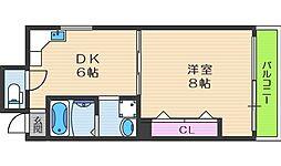 早川ビル[5階]の間取り