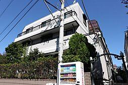 メイプルマンション[1階]の外観