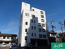 滋賀県大津市梅林2丁目の賃貸マンションの外観