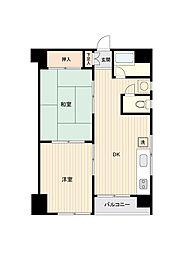 メゾン新高島平[0306号室]の間取り