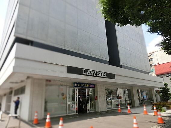 ローソン渋谷大...