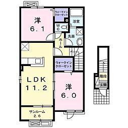 粟野駅 6.1万円