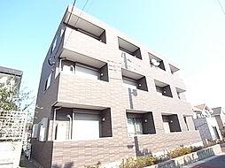 プランドール東松戸[303号室]の外観