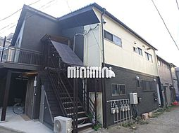佐藤アパート[1階]の外観