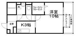 パルレ[2階]の間取り