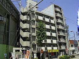 プレスイン豊[6階]の外観