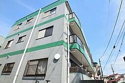 ミヤザキマンション[2階]の外観